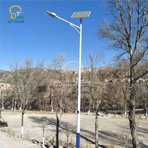 All-in-Two lampadaires solaires