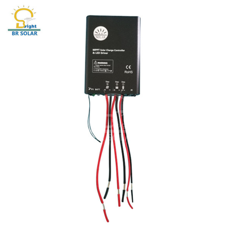 Rue Light Controller solaire